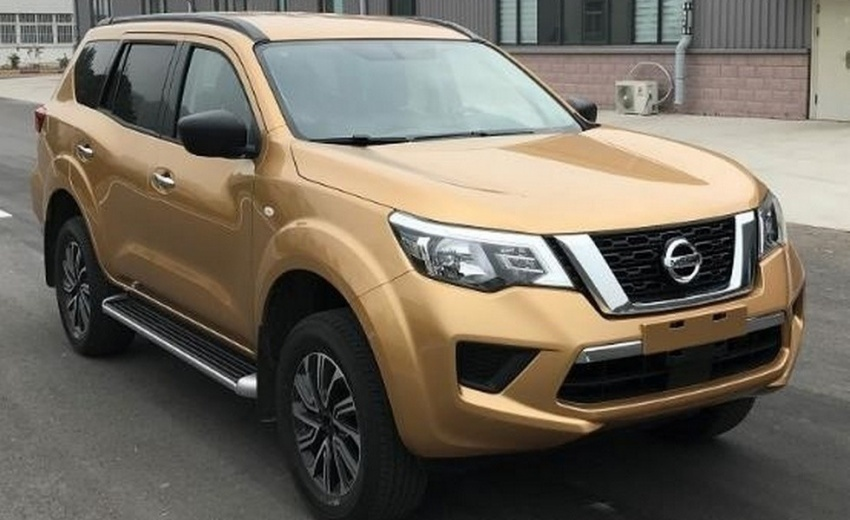 Nissan Terra spotted in China – 7-seater Navara SUV Image #751457