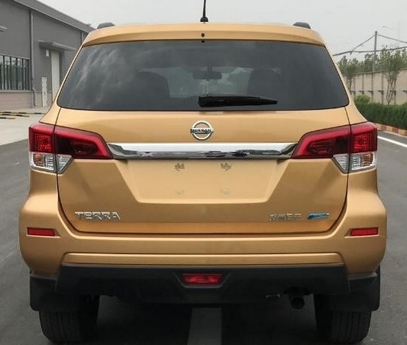 Nissan Terra spotted in China – 7-seater Navara SUV Image #751459