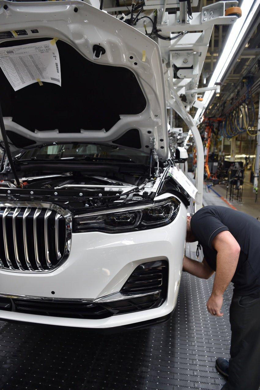 BMW X7 – big SUV teased ahead of late-2018 launch Image #752922