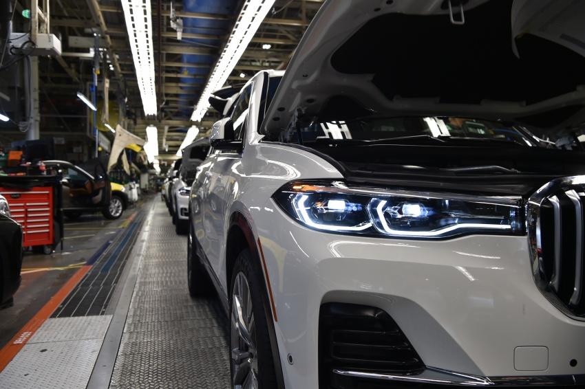 BMW X7 – big SUV teased ahead of late-2018 launch Image #752864