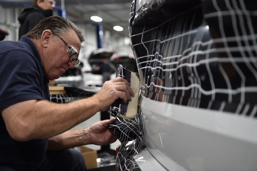 BMW X7 – big SUV teased ahead of late-2018 launch Image #752870