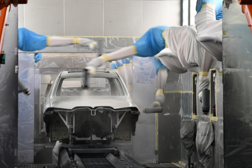 BMW X7 – big SUV teased ahead of late-2018 launch Image #752874