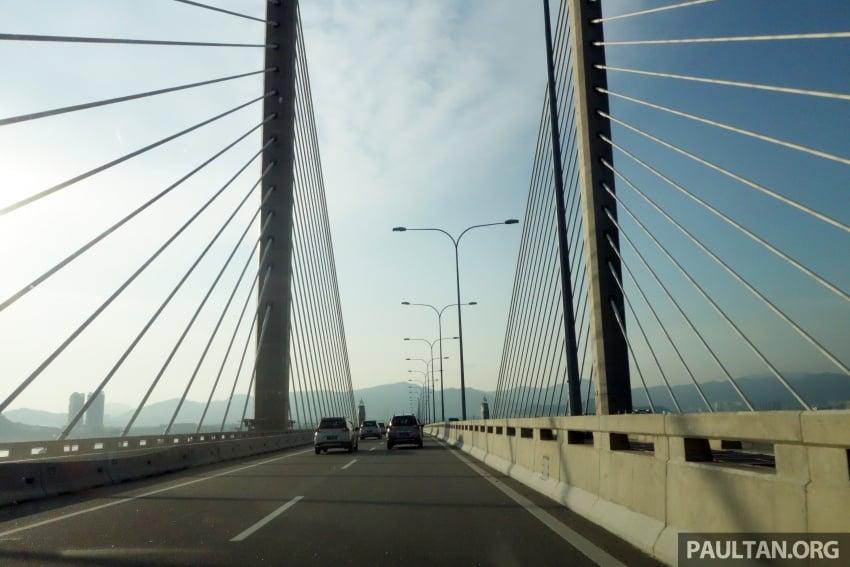 Beberapa jalan utama di Pulau Pinang ditutup esok Image #748794