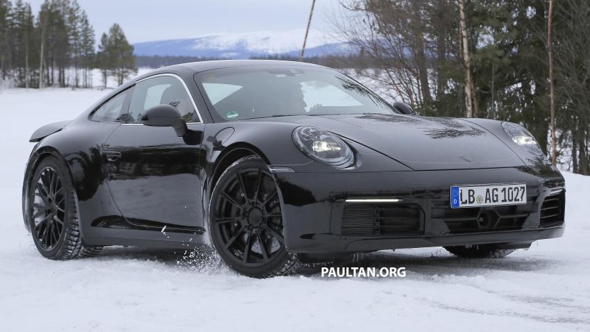 Porsche 911 generasi seterusnya mungkin dapat penjana kuasa plug-in hybrid sebagai pilihan – CEO Image #748136