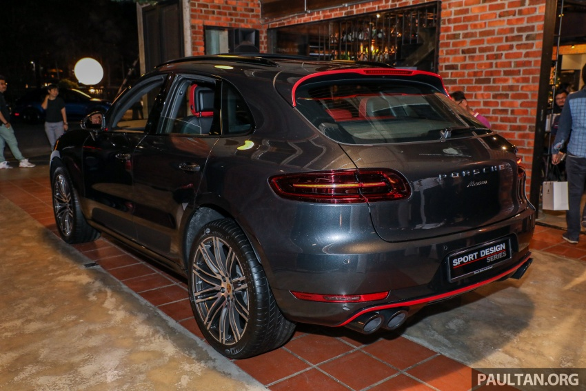 Porsche Macan SportDesign – 40 units only, RM545k Image #750411