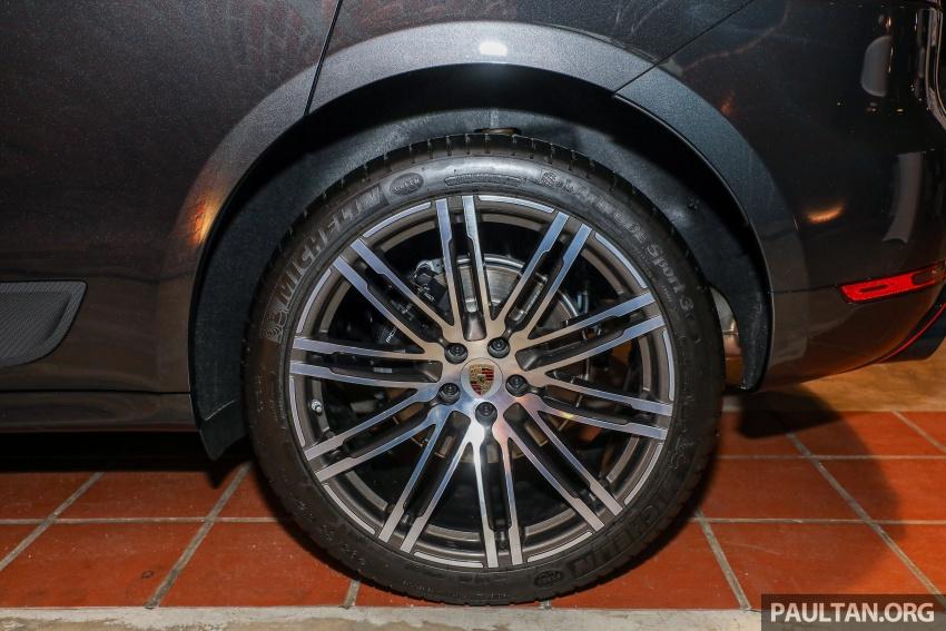 Porsche Macan SportDesign – 40 units only, RM545k Image #750414