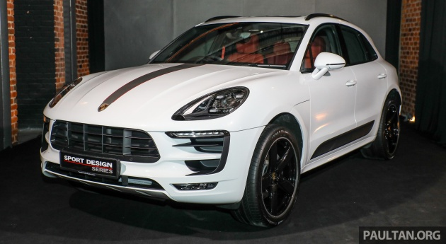 Porsche Macan Sportdesign 40 Units Only Rm545k