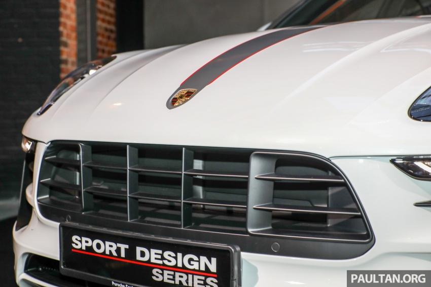 Porsche Macan SportDesign – 40 units only, RM545k Image #750424