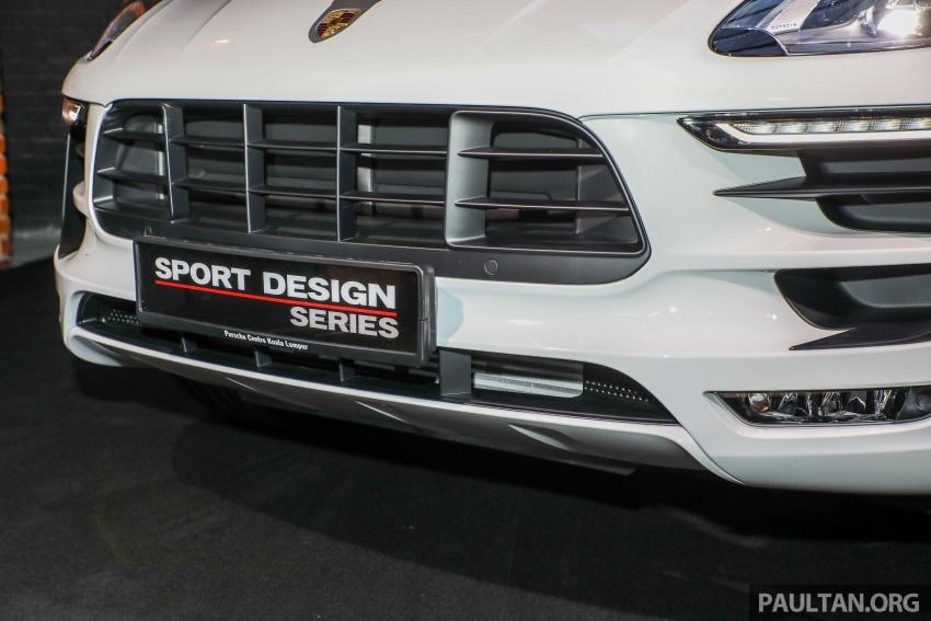 Porsche Macan SportDesign – 40 units only, RM545k Image #750425