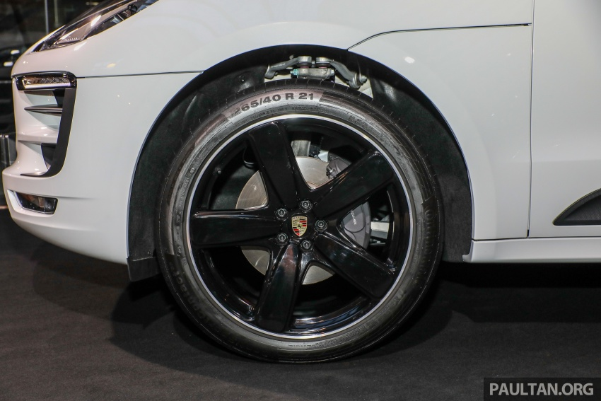 Porsche Macan SportDesign – 40 units only, RM545k Image #750426