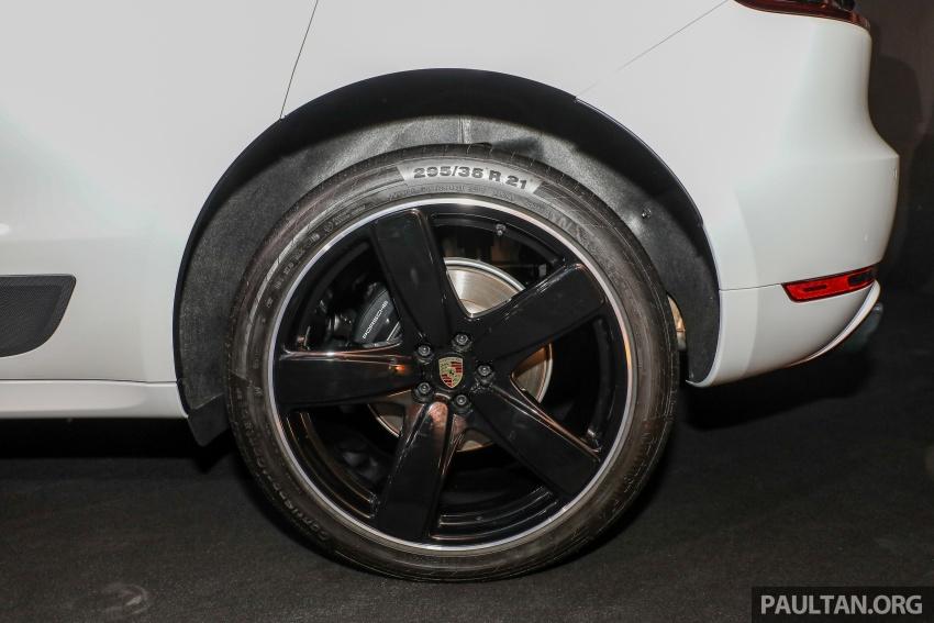 Porsche Macan SportDesign – 40 units only, RM545k Image #750427