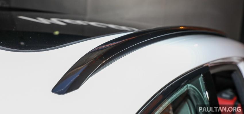 Porsche Macan SportDesign – 40 units only, RM545k Image #750429