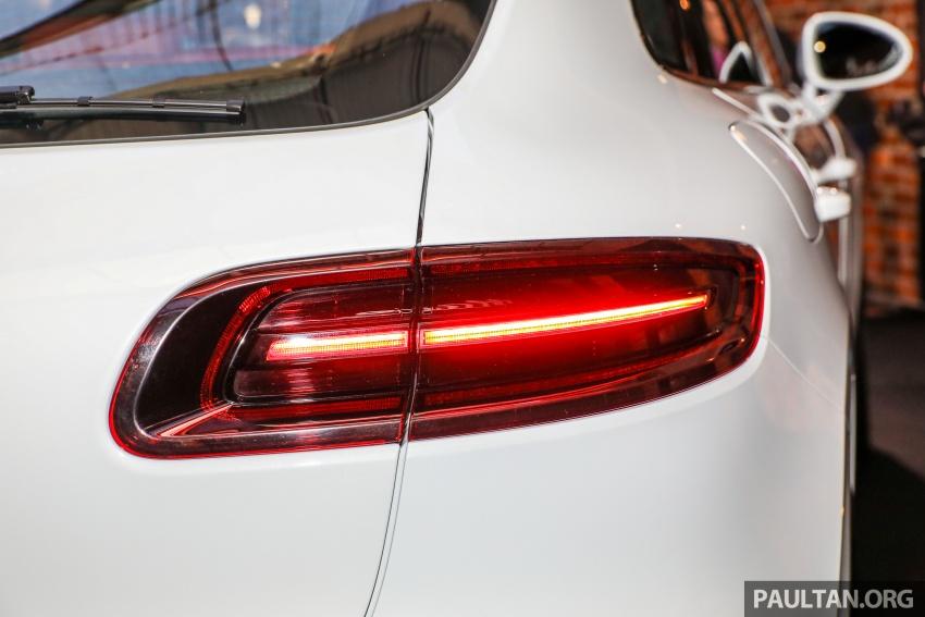 Porsche Macan SportDesign – 40 units only, RM545k Image #750434