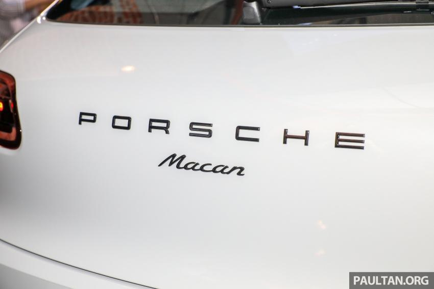 Porsche Macan SportDesign – 40 units only, RM545k Image #750436