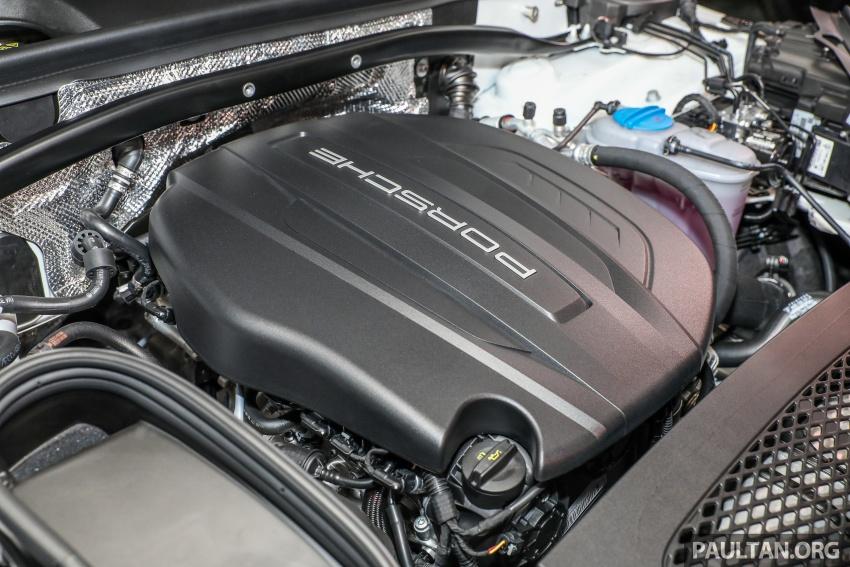 Porsche Macan SportDesign – 40 units only, RM545k Image #750440