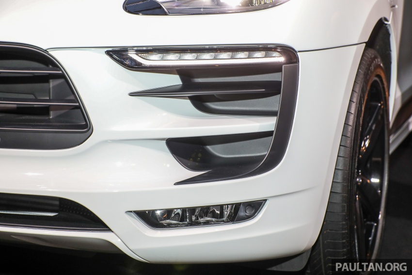Porsche Macan SportDesign – 40 units only, RM545k Image #750423