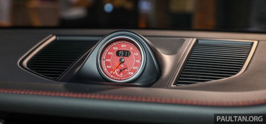 Porsche Macan SportDesign – 40 units only, RM545k Image #750450