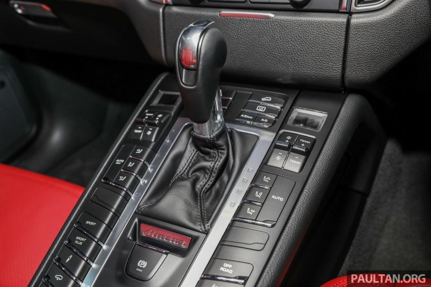 Porsche Macan SportDesign – 40 units only, RM545k Image #750452