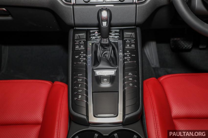 Porsche Macan SportDesign – 40 units only, RM545k Image #750454