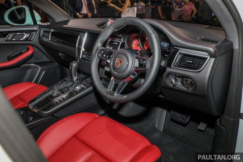 Porsche Macan SportDesign – 40 units only, RM545k Image #750442