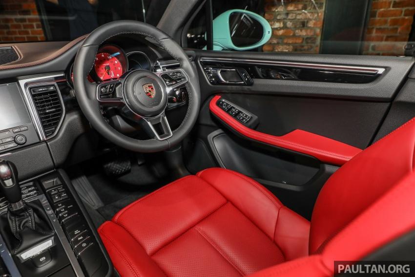 Porsche Macan SportDesign – 40 units only, RM545k Image #750461