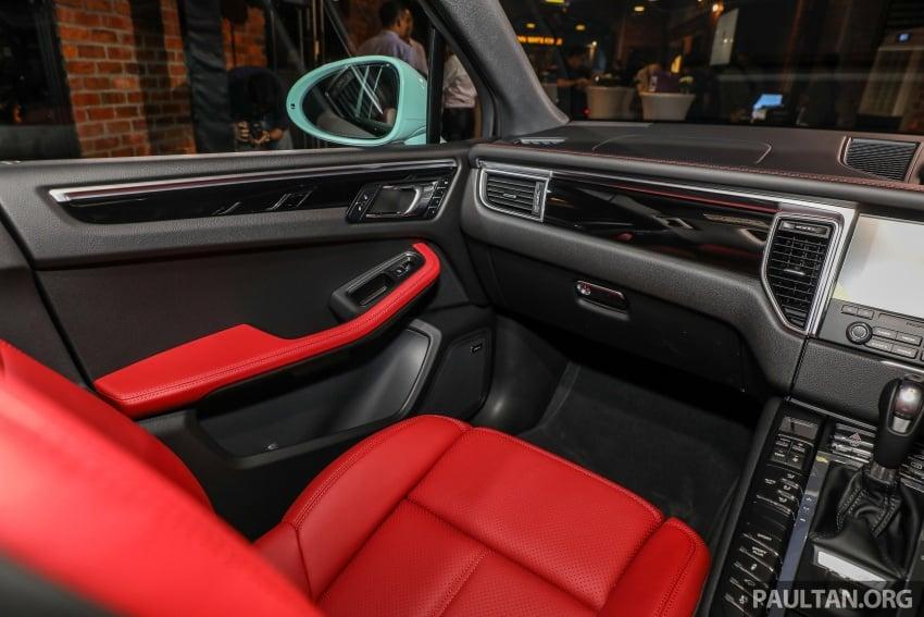 Porsche Macan SportDesign – 40 units only, RM545k Image #750462