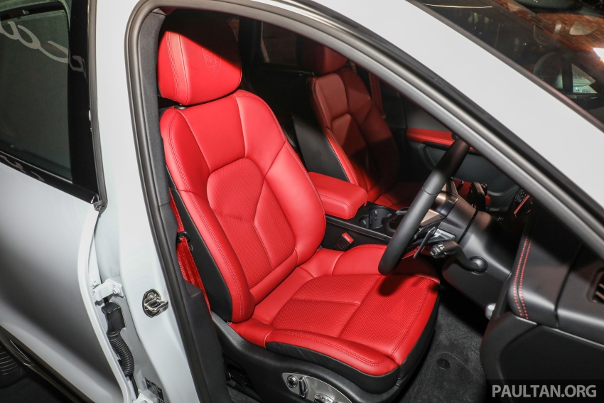 Porsche Macan SportDesign – 40 units only, RM545k Image #750464