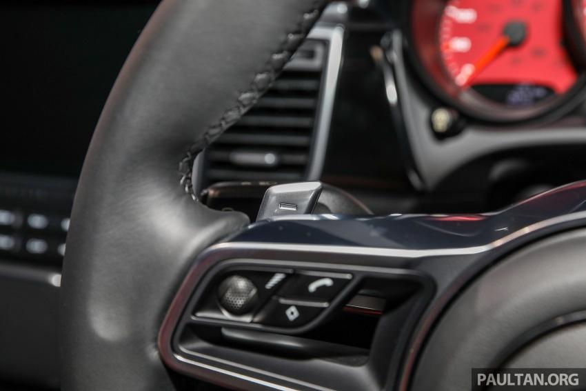 Porsche Macan SportDesign – 40 units only, RM545k Image #750446