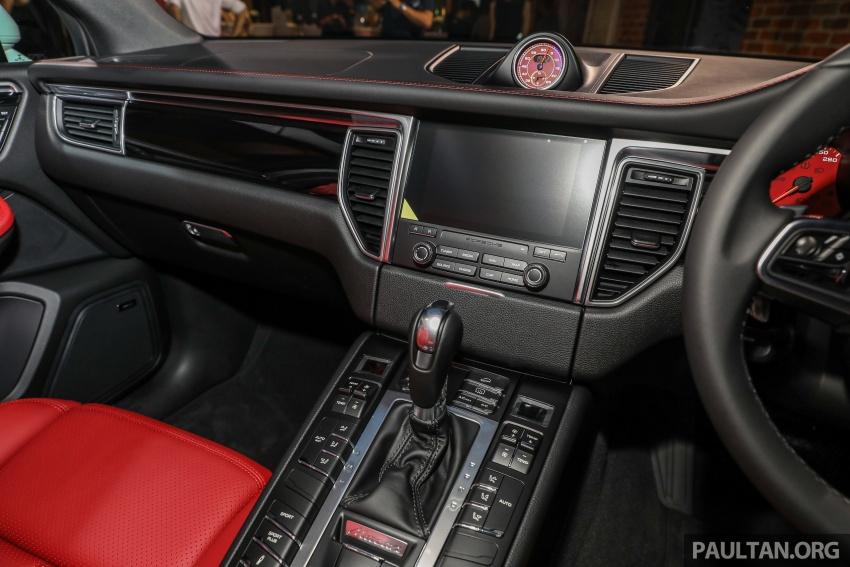 Porsche Macan SportDesign – 40 units only, RM545k Image #750449
