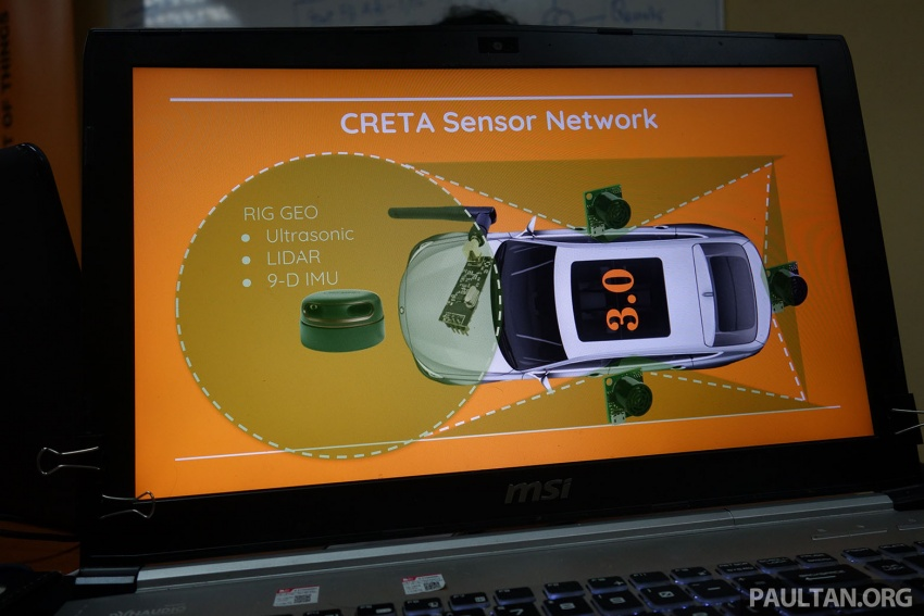 Locally-developed autonomous car by Reka Studios – the journey from Cambridge and Google to Melaka Image #747600