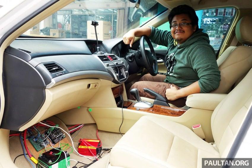 Locally-developed autonomous car by Reka Studios – the journey from Cambridge and Google to Melaka Image #747607