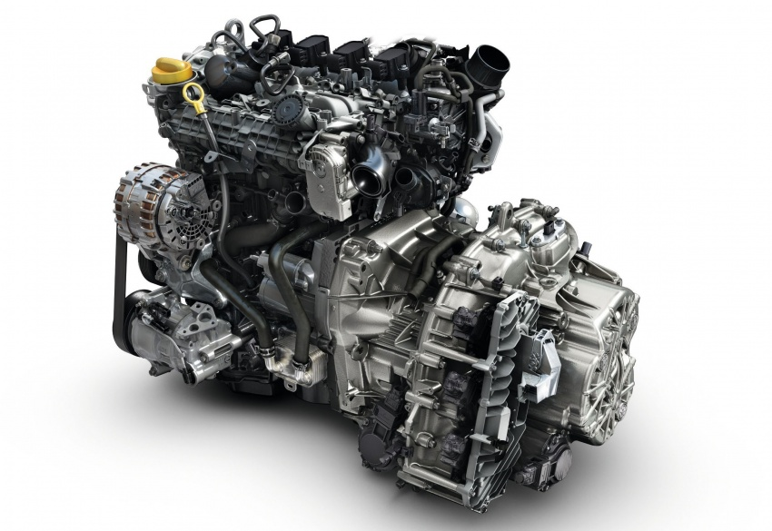 Renault and Daimler unveil new 1.3 litre turbo engine Image #749286