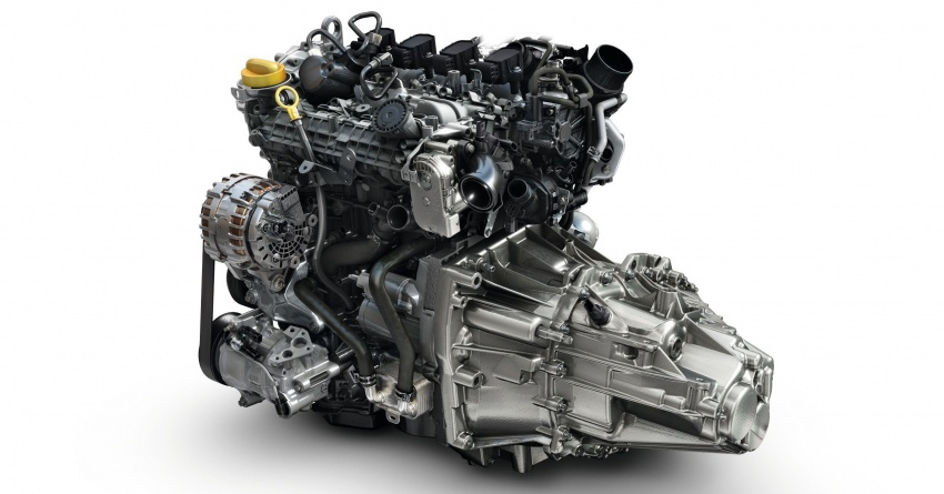 Renault and Daimler unveil new 1.3 litre turbo engine Image #749287