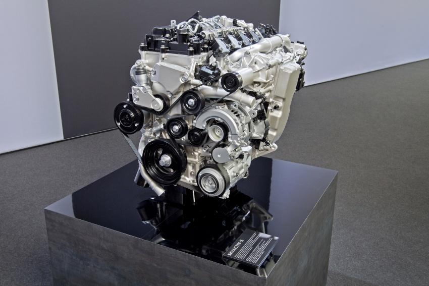 Mazda tidak berminat dengan pembangunan enjin turbo berkapasiti kecil dan transmisi CVT – laporan Image #749065