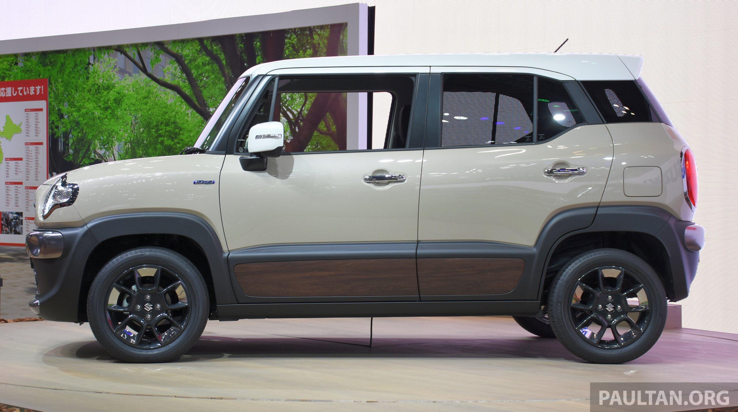 Crossover Suzuki