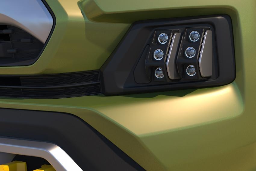 Toyota FT-AC tampil di LA – untuk gaya hidup lasak Image #746586