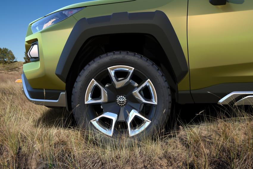 Toyota FT-AC tampil di LA – untuk gaya hidup lasak Image #746582