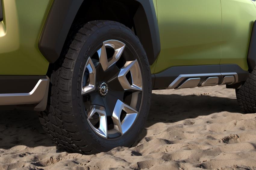 Toyota FT-AC tampil di LA – untuk gaya hidup lasak Image #746579