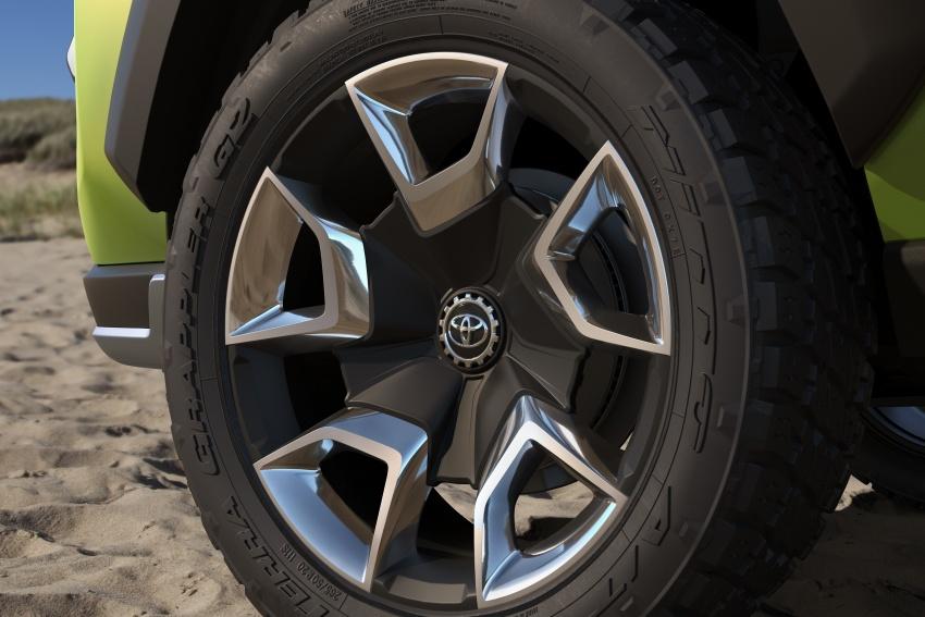Toyota FT-AC tampil di LA – untuk gaya hidup lasak Image #746578