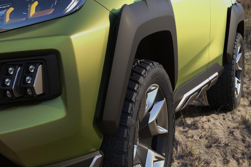 Toyota FT-AC tampil di LA – untuk gaya hidup lasak Image #746600