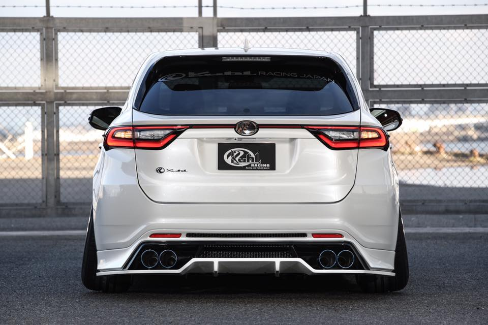 Toyota Harrier Gains Kuhl Racing Mods For Tokyo Image 754023