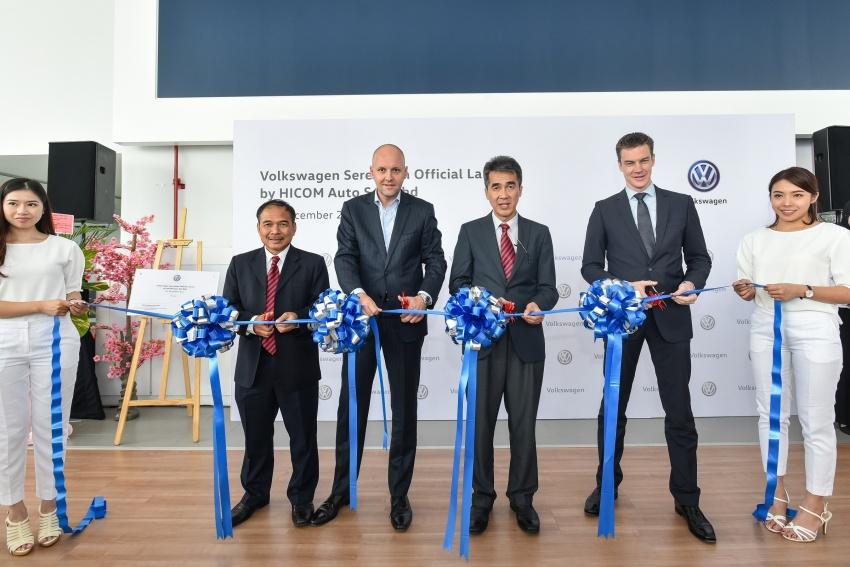 Volkswagen opens doors to new Seremban 3S centre Image #748486