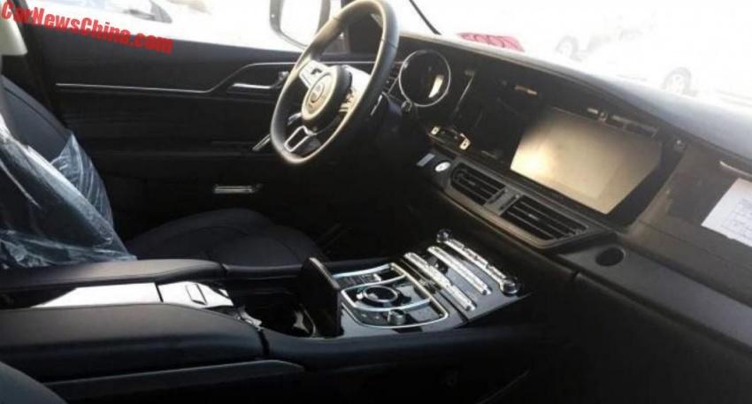 Paten Zotye T800 terdedah; ciplak Range Rover Sport Image #755273