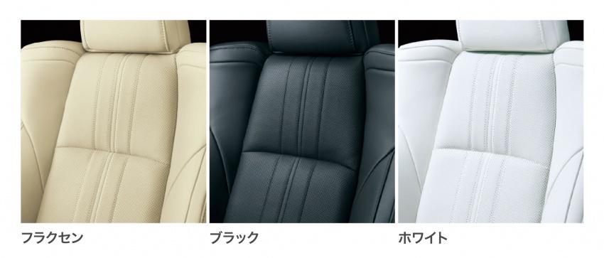 Toyota Alphard, Vellfire facelift: new 3.5 direct-injected V6, 8AT, standard second-gen Toyota Safety Sense Image #753653