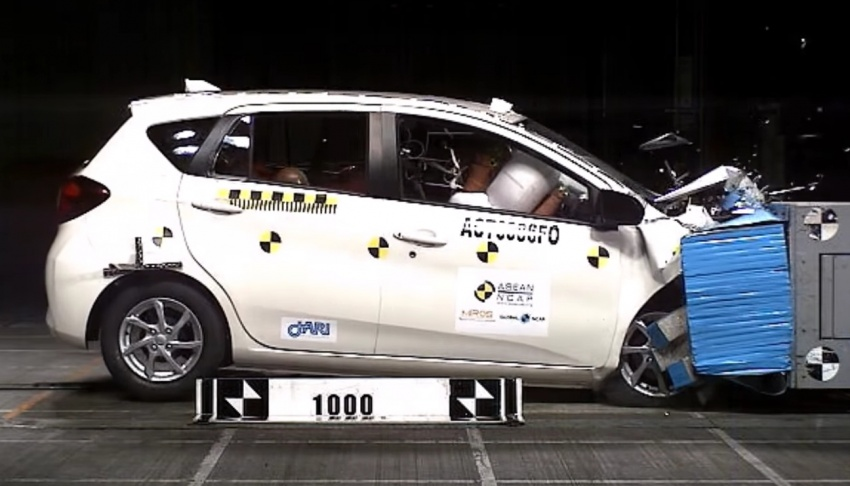 2018 Toyota Vios gets five-star ASEAN NCAP rating – two other vehicles get zero-stars in Q4 2017 testing Image #752517