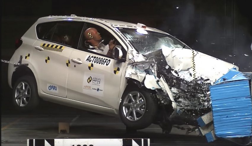 2018 Toyota Vios gets five-star ASEAN NCAP rating – two other vehicles get zero-stars in Q4 2017 testing Image #752541