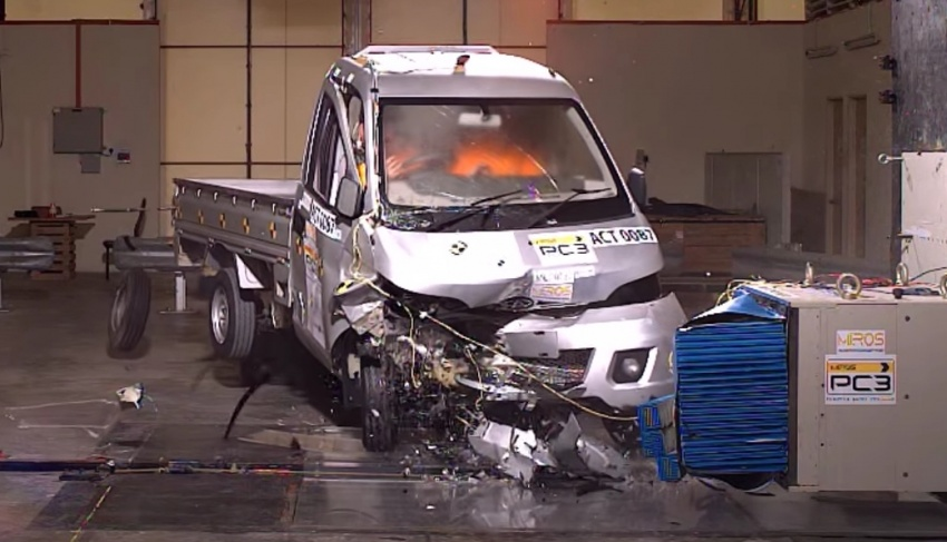 2018 Toyota Vios gets five-star ASEAN NCAP rating – two other vehicles get zero-stars in Q4 2017 testing Image #752506
