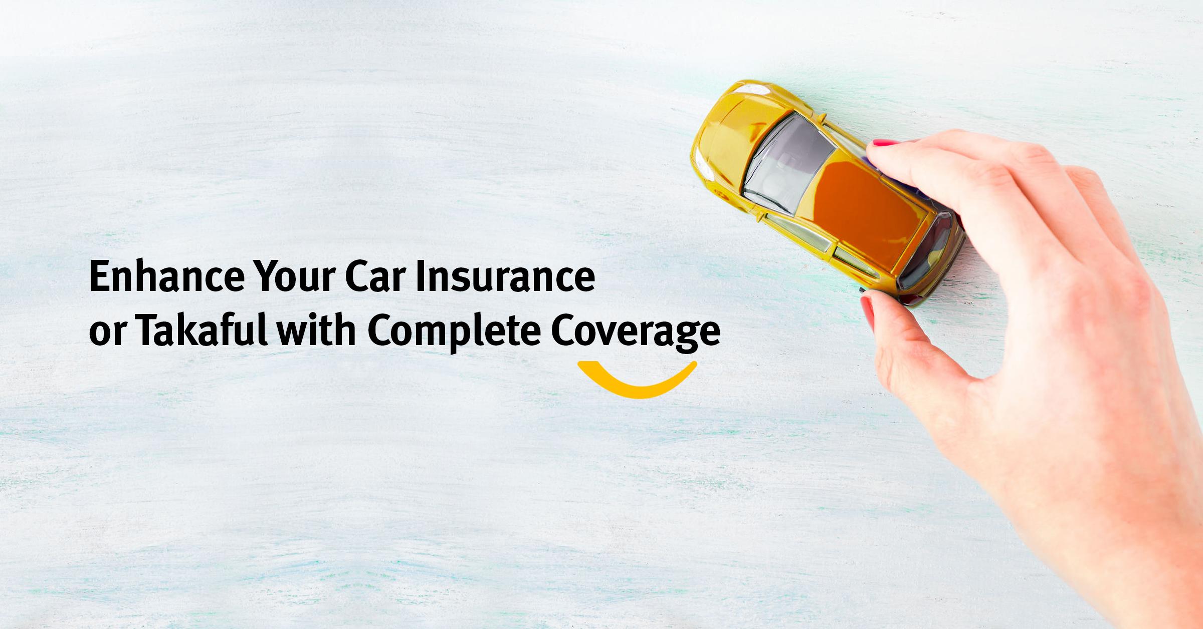 Takaful Car Insurance Calculator