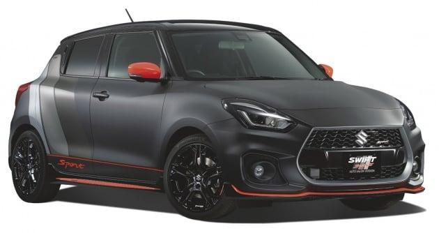 Suzuki To Display Cars At The Tokyo Auto Salon - Auto display