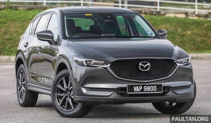 Mazda CX-5 – spec-by-spec comparison, full galleries Image #772341